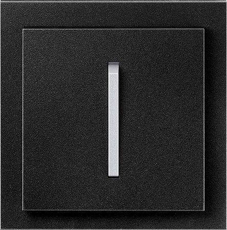 Выключатель 1-кл. перекрестный оникс-титан  NeoTech ABB