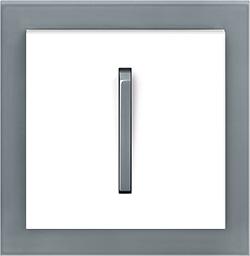 Выключатель 1-кл. серо-ледяной  Neo ABB
