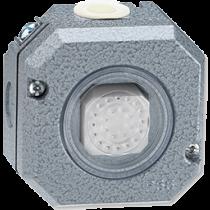 Выключатель 1-кл проходной серый Garant IP66 ABB