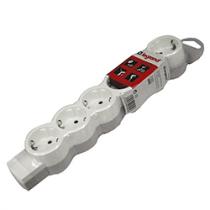 Подовжувач 6Х2К+3 без кабеля Legrand