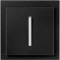 Выключатель 1-кл. проходной оникс-титан  NeoTech ABB