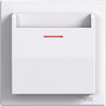 Вимик.картковий білий EPH6200121 Asfora