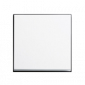 Белый мат пластик