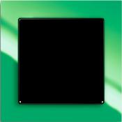 Зеленый пластик