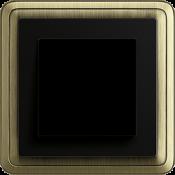 Бронза-черный металл