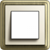 Бронза-кремовый металл