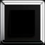 Хром-черный металл
