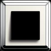 Хром-кремовый металл