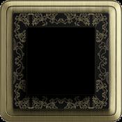 Бронза-черный Art металл