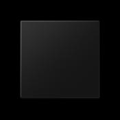 Черный матовый пластик