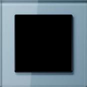 Серо-голубое стекло