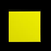 Желтый пластик