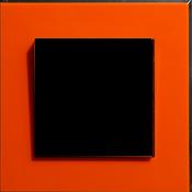 Оранжевый пластик